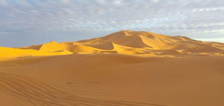 Jak dostać się na Saharę będąc w Maroku?