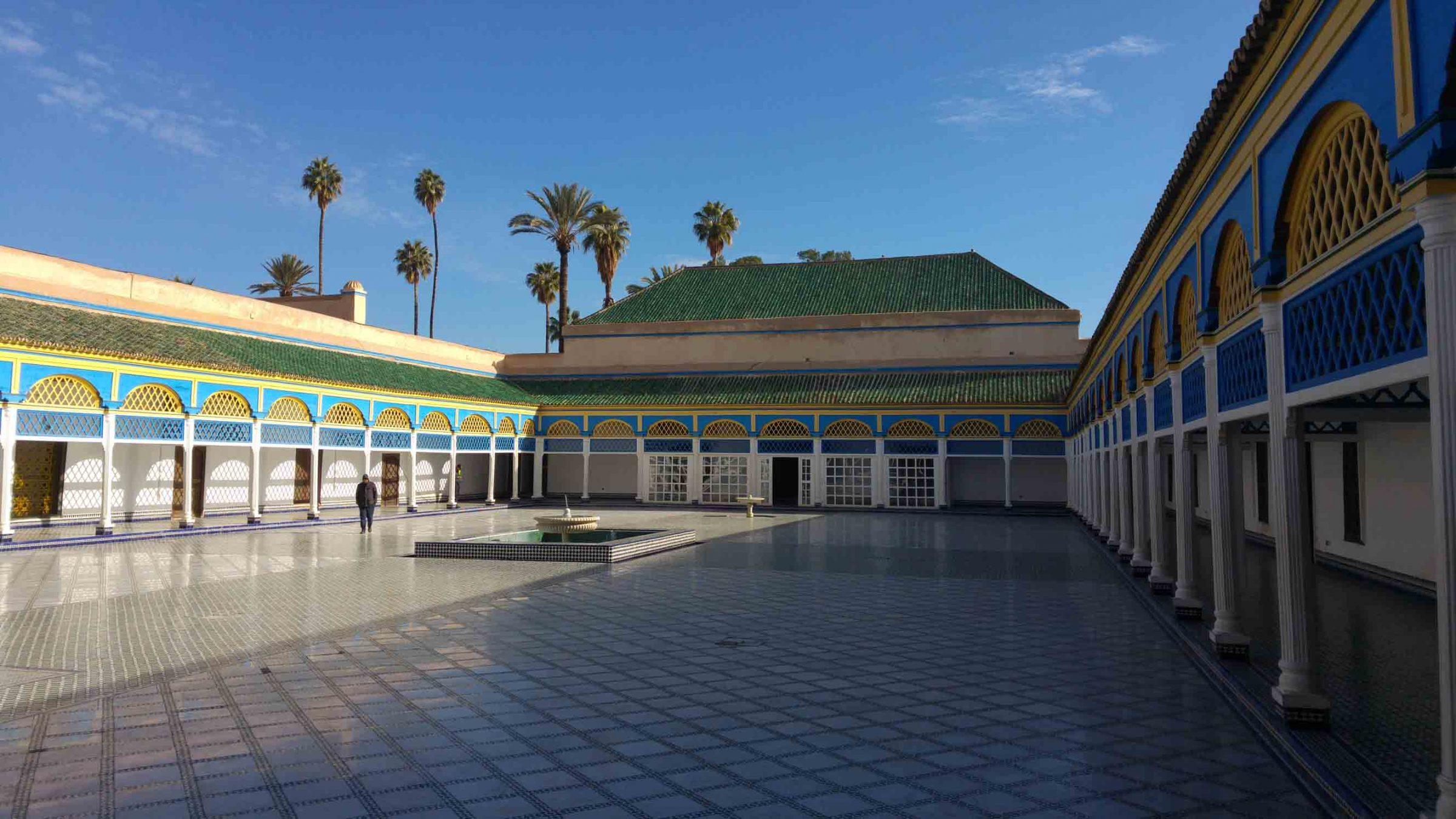 Pałac El-Bahia