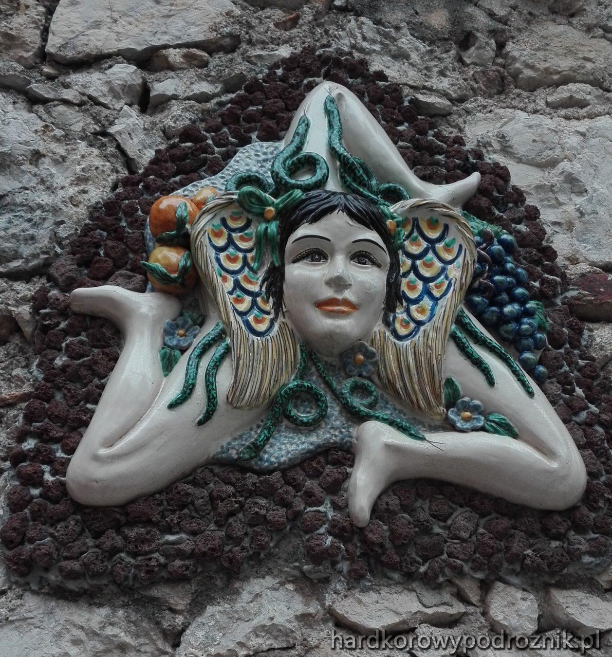 Trinacria - Symbol Sycylii