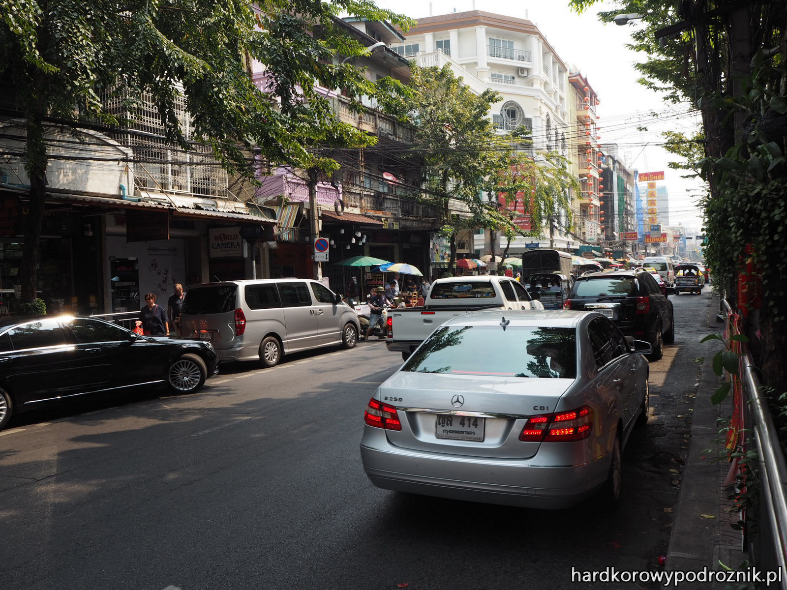 Ulica Bangkoku